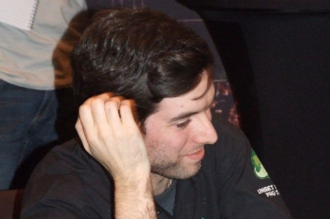 World Series of Poker Europe 2012: João Barbosa no Dia 2 do Main Event 0001