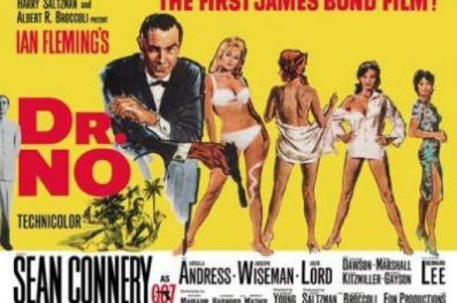 Dr. No de James Bond Celebra 50 Anos 0001