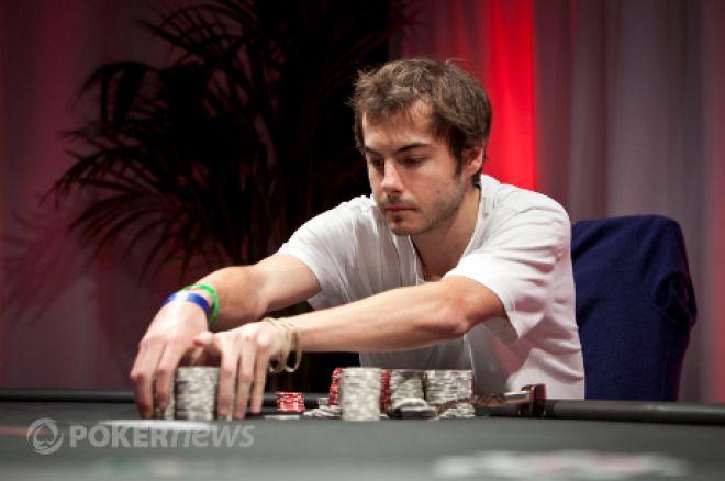 O Vencedor das World Series of Poker Europe 2011, Elio Fox, Fala de Estratégia Em Torneio 0001