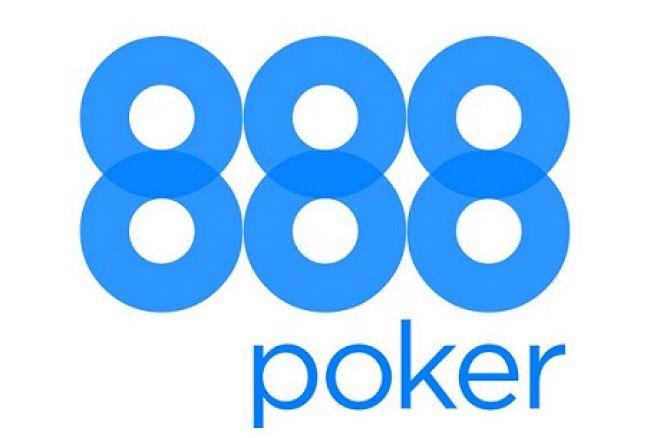 Saa osa 888pokeri 40 miljoni turniiri pidustustest - iga päev $10 000 freeroll 0001
