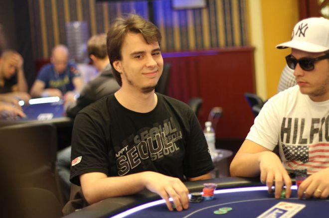 PokerStars EPT San Remo: één Belg en één Nederlander overleven dag 1A