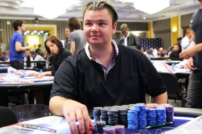2012 PokerStars.com EPT Sanremo Main Event Day 2 подошел к концу; Forsmo... 0001