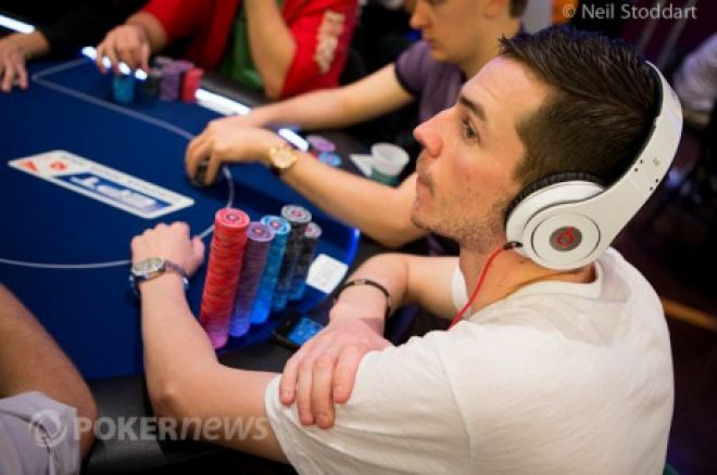 2012 PokerStars.com EPT Sanremo Main Event Day 4: Jason Tompkins чиплидер дня 0001