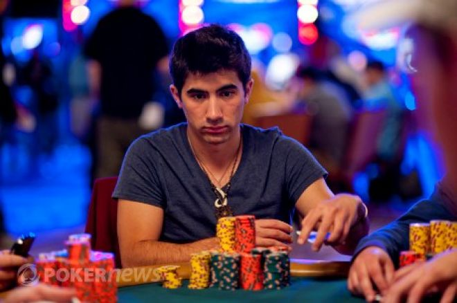 Jesse Sylvia Contrata Coach para a Mesa Final do Main Event World Series of Poker 2012 0001