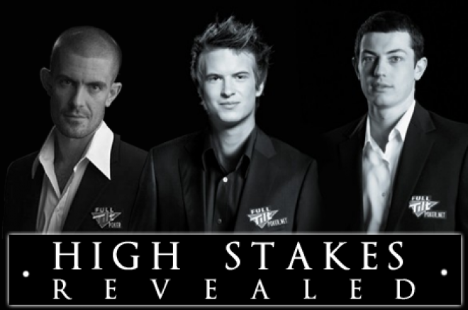 High Stakes Revealed - Gus Hansen, Tom Dwan en Viktor Blom onder de loep