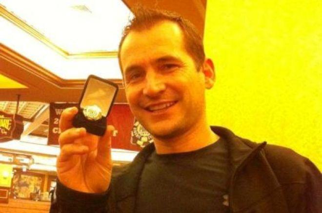 Ник Живков с втори WSOPC пръстен
