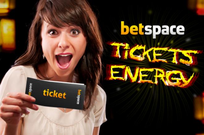 Энергия турниров от BetSpace: Tickets Energy #8 0001