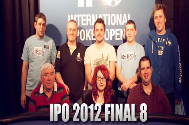 IPO Final Table