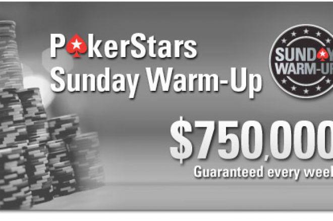 Vzsolt megnyerte a Sunday Warm-Upot, amiért $108.299-t kapott 0001