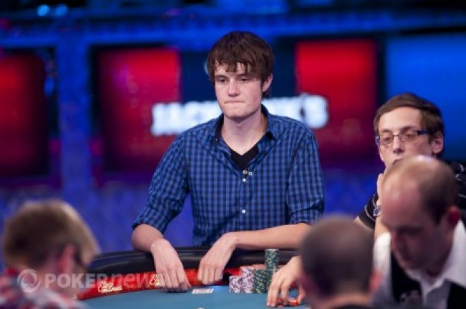 """WSOP October Nine 2012: Jake Balsiger kończy szkołę i zatrudnia """"Timexa"""" jako trenera 0001"""