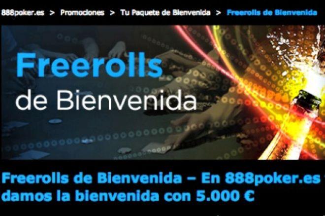 Freerolls 888Poker
