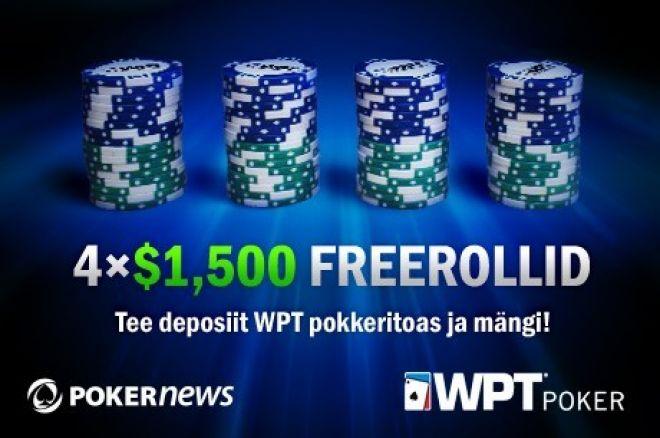 WPT freerollid
