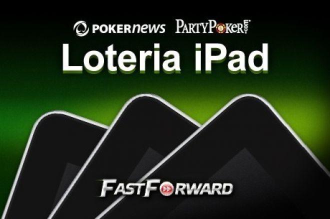 Znamy trójkę zwycięzców promocji Loteria iPad 3 na PartyPoker 0001