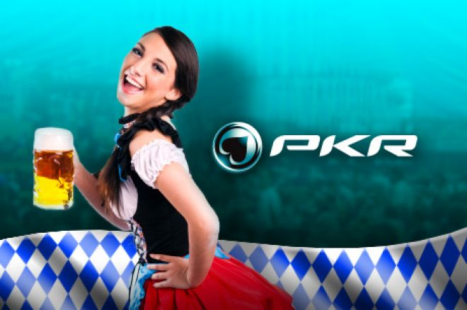 There is Over $320,000 in Prize Pools Waiting for You in PKR's 2012 Oktoberfest Series 0001