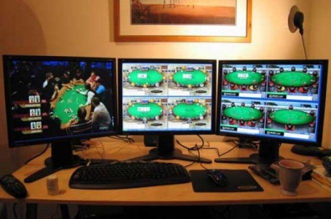 Gadżety pokerzysty: monitor 0001