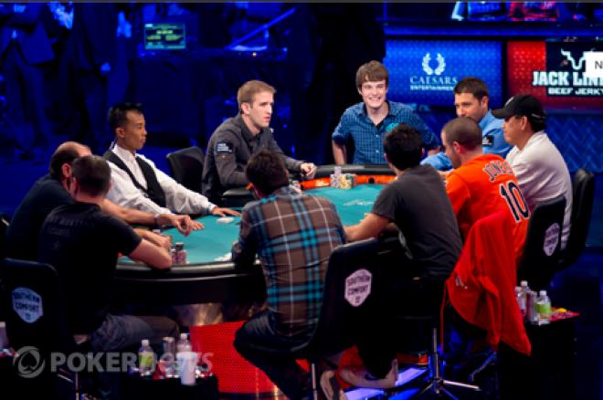 WSOP Main Event 2012: Poznaliśmy finałową trójkę 0001
