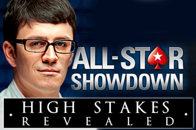High Stakes Revealed - Haxton wint tweede All-Star Showdown van Millar