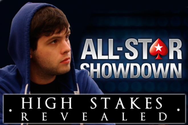 High Stakes Revealed - Sulsky en Haxton winnen hun Allstar Showdown matches
