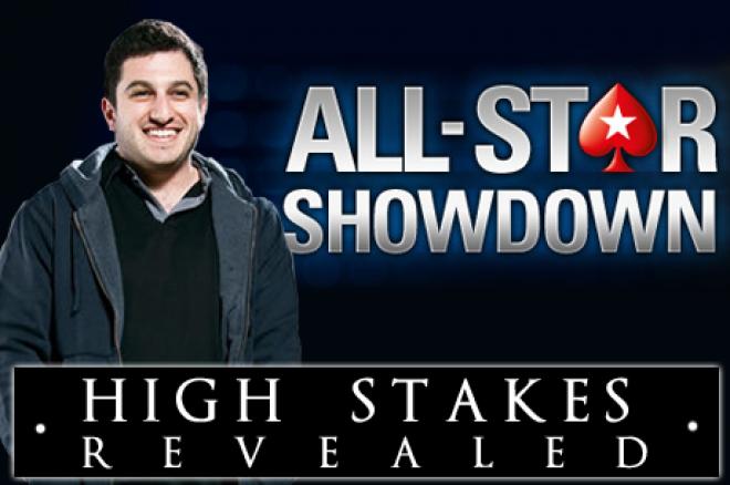 High Stakes Revealed - Galfond verslaat Tollerene na 14 urige All-Star Showdown