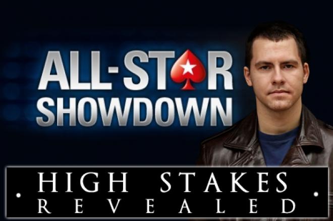 High Stakes Revealed - Dan Cates wint de eerste All-Star Showdown voor $550.000
