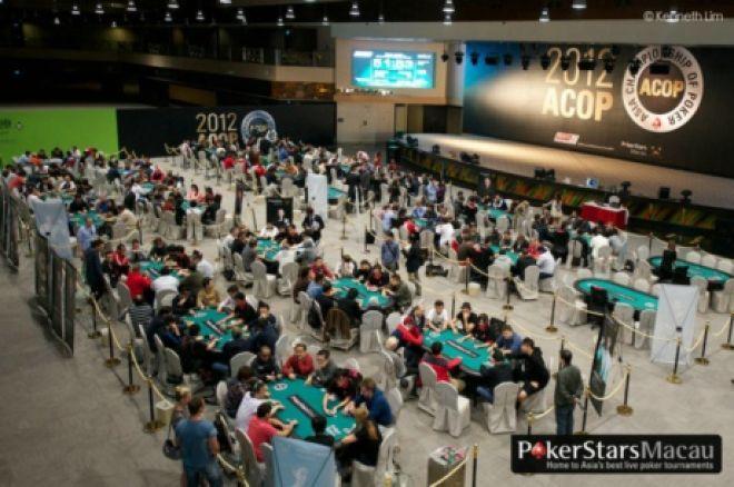 扑克之星ACOP热身赛Day-2结束 0001