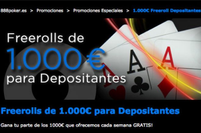 Freerolls 888Poker