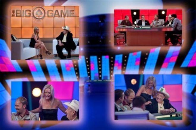 """Pokerio TV: PokerStars """"The Big Game"""" serijos lietuviškai (1 sezonas 10 dalis) 0001"""