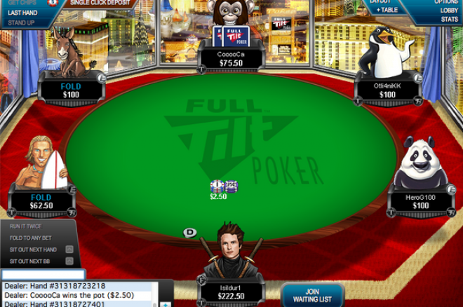 Новости дня: Ажиотаж на Full Tilt, Закрытие покер-рума... 0001