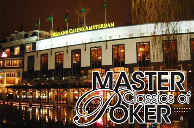 MCOP 2012 (Dag 5) - Niels van Alphen leidt Main Event na Dag 1