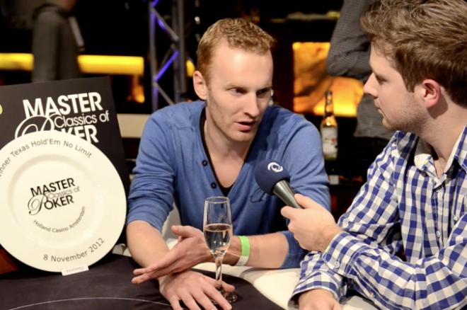 PokerStars en PokerNews MCOP Journaal   Dag 6: Johan van Til wint!