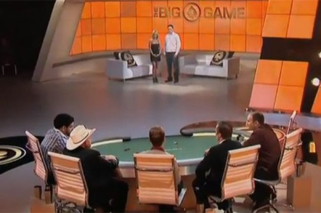 """Pokerio TV: PokerStars """"The Big Game"""" serijos lietuviškai (1 sezonas 11 dalis) 0001"""