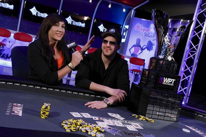 Noah Schwartz Wins 2012 World Poker Tour bestbet Jacksonville 0001
