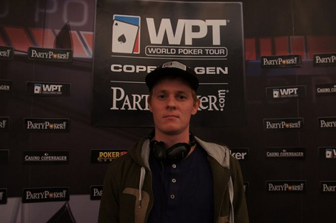 2012 World Poker Tour Copenhagen: Kjaer Leads After Day 2 0001