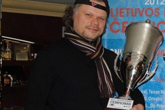 2012 m. Lietuvos pokerio čempionu tampa Liutauras Armanavičius (+interviu) 0001