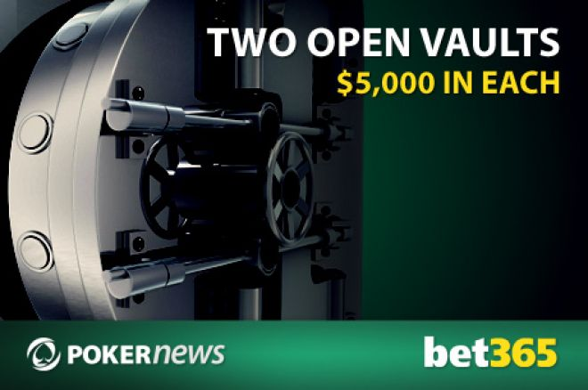 PokerNews Open Vaults Freerolls