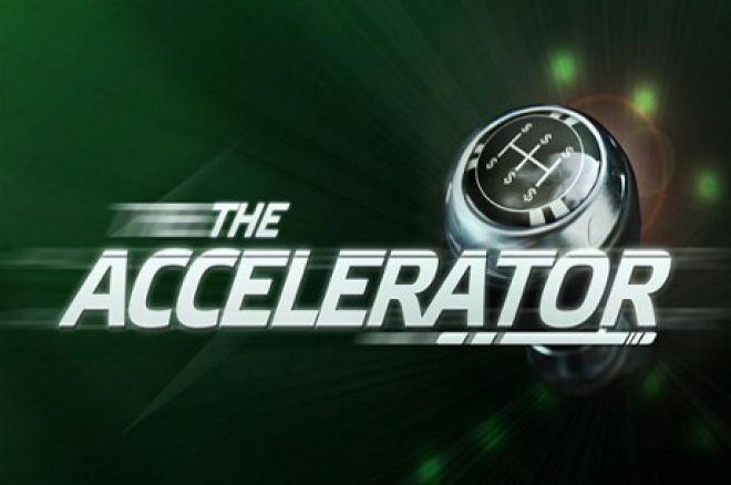 PartyPoker Weekly: Czas szybko ucieka - zbliżamy się do końca promocji Akcelerator 0001