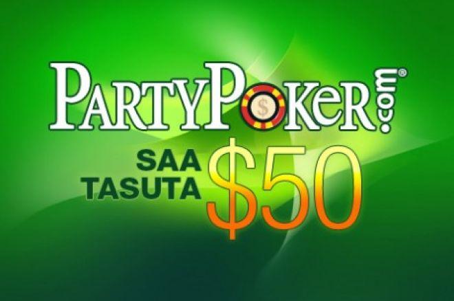 Tasuta $50