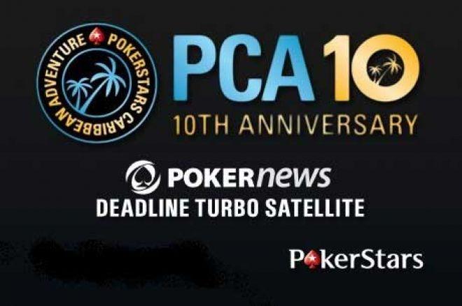 Osvoji Jedno od 200 Mesta za $10 PCA Kvalifikator, Gde 10 PCA Paketa Čaka Svog Pobednika! 0001