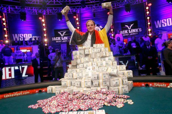 Путь известных покеристов с нуля до миллиона - кто... 0001