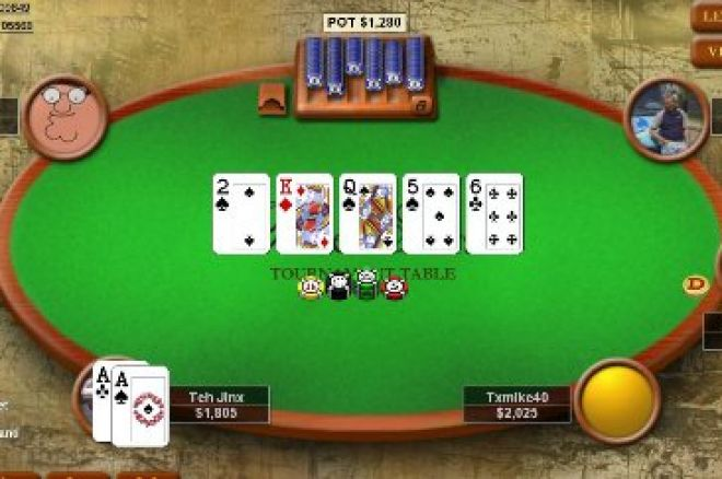 Poker Online: SexyLady Tenta a Sorte 0001