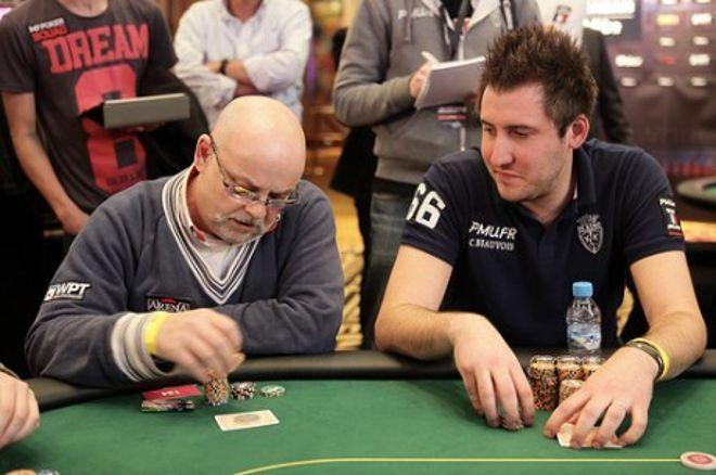 2012 World Poker Tour Mazagan 1b nap: Clement Beauvois 0001