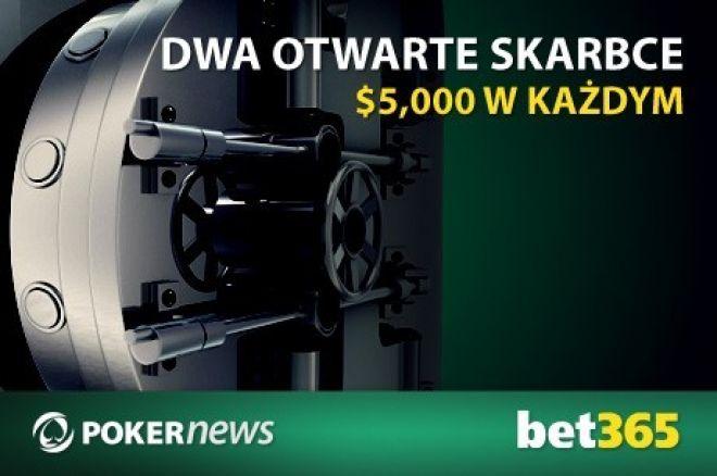 Otwórz dwa skarbce na bet365 i wygraj część z puli $10,000! 0001