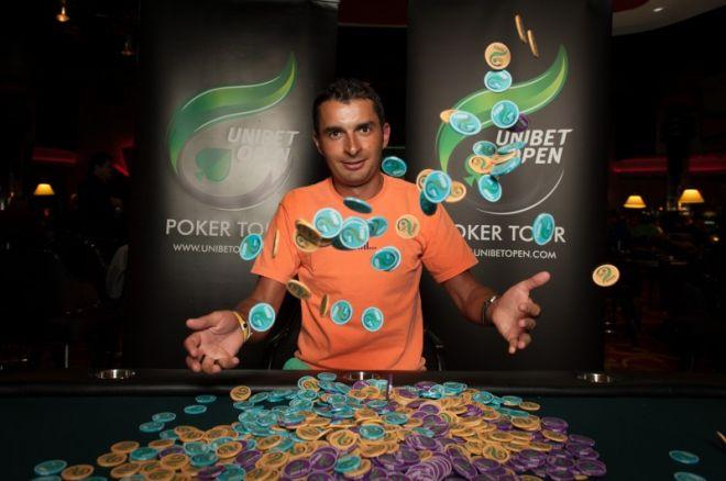Unibet Open Sint Maarten: Rodrigues zesde, Murariu eerste tweevoudig winnaar