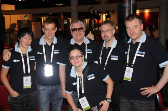 European Nations Cup Estonian Team