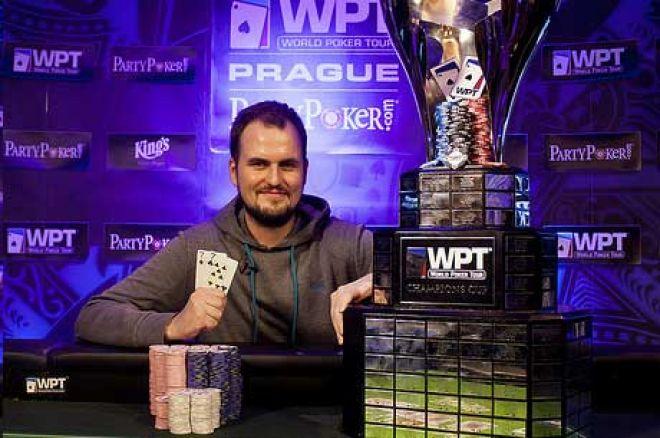 WPT Prag Šampion je Marcin Wydrowksi €325,000 0001
