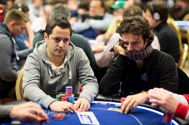 Season 9 PokerStars.net EPT Prague päivä 1a: Beskrovnyy johtaa; Neljä suomalaista jatkoon 0001
