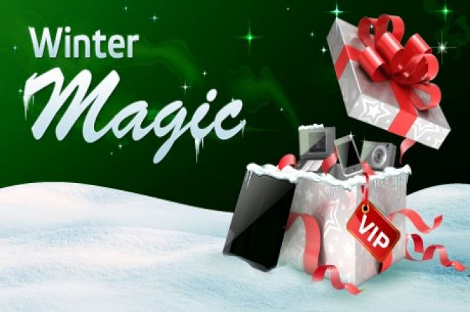 PartyPoker Weekly: Poczuj moc statusu VIP w promocji VIP Winter Magic 0001