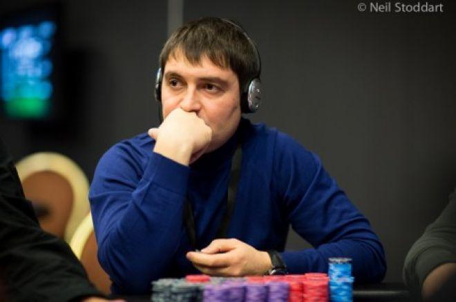 PokerStars.net EPT Prague 2. nap: Iosif Beskrovnyy vezet, Czuczor Márton még versenyben 0001