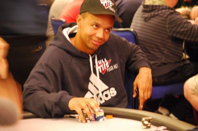 Новости дня: Фил Айви вернулся на FTP, WSOP Poker Room в... 0001