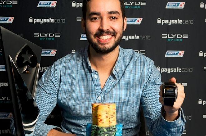Švéd Ramzi Jelassi kraloval v hlavním turnaji PokerStars.net EPT Prague 2012 0001